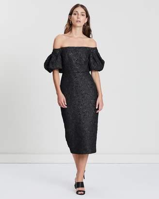 Fleur Off-Shoulder Dress
