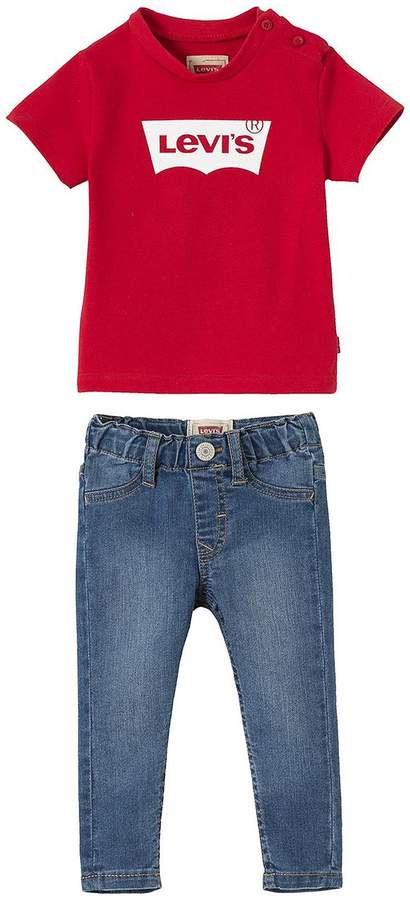Baby Boys T-shirt & Pants Outfit