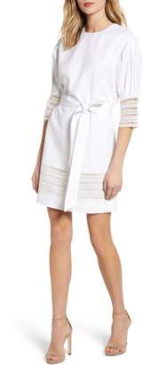 Rebecca Minkoff Georgina Lace Trim Dress