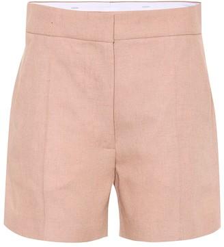 Joseph Windsor linen-blend shorts