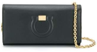 Salvatore Ferragamo mini clutch chain bag