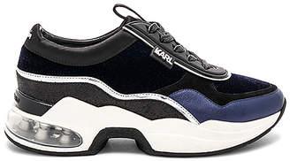Karl Lagerfeld X KAIA Ventura Kaia Sneaker