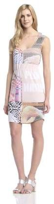 April May Women's Summer Sleeveless Dress