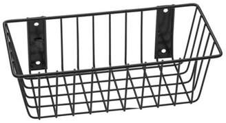 "Rack'Em Racks Rack'Em 9075-B Mount Anywhere Black Wire Basket 12""x6""x4 provides versatile storage all of your outdoor gear, supplies and organizational needs."