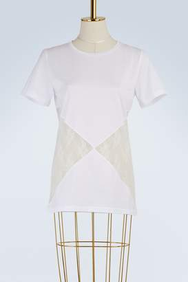 Laced t-shirt Nina Ricci 2018 New Cheap Price Sik3uACLvD