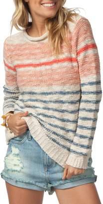 Rip Curl Beach Club Stripe Sweater