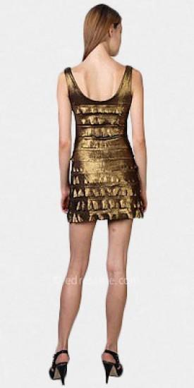 eDressMe Metallic Holiday Dresses