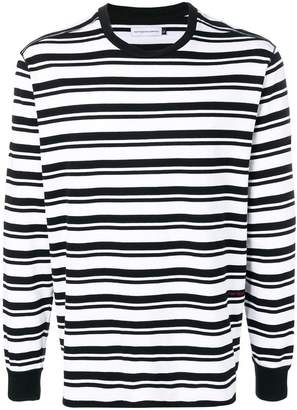 Pop Trading International longsleeved striped jumper