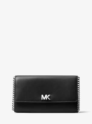 MICHAEL Michael Kors Mott Leather Clutch