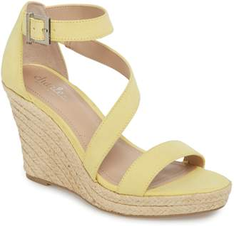 Charles by Charles David Lou Asymmetrical Wedge Sandal