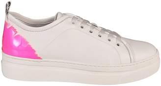 MSGM Color Block Detail Sneakers