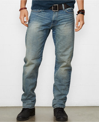 Denim & Supply Ralph Lauren Men's Straight-Leg Jeans $79.50 thestylecure.com
