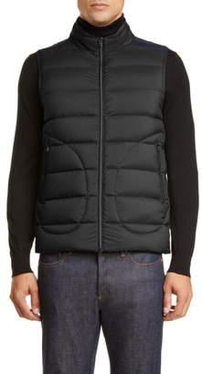 Herno Waterproof Down Puffer Vest