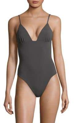 Mara Hoffman Virginia One-Piece Swimsuit