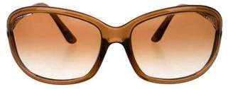 Tom Ford Jennifer Shield Sunglasses