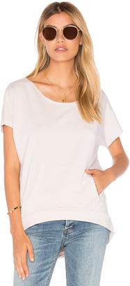 C&C California Monica Short Sleeve Pullover $98 thestylecure.com