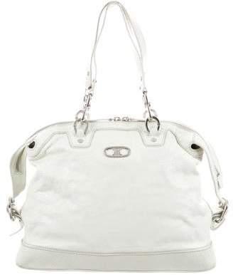 Celine Textured Leather Shoulder Bag