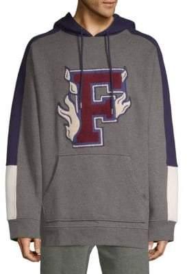 Puma Hooded Panel Sweatshirt