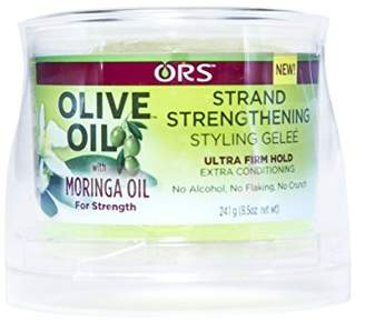 Organic Root Stimulator Olive Oil Strand Strengthening Styling Gelee