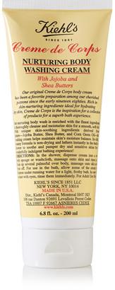 Kiehl's Since 1851 - Crème De Corps Nurturing Body Washing Cream, 200ml - one size $22 thestylecure.com