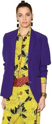 Etro Silk Cady Jacket