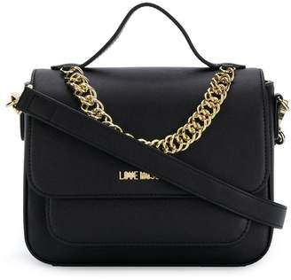 5a0bf51b8bbcd Love Moschino Black Handbags - ShopStyle