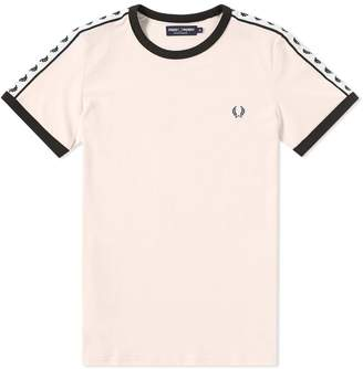 Fred Perry Authentic Taped Retro Ringer Tee