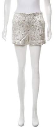 Trina Turk Metallic Printed Shorts w/ Tags