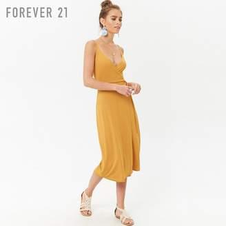 Forever 21 (フォーエバー 21) - Forever 21 ラップミディワンピース