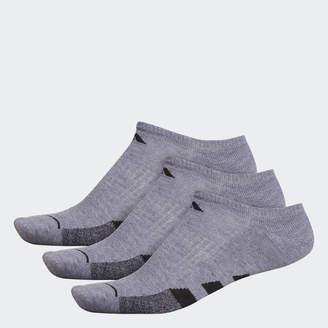 adidas Cushioned 2 No-Show Socks 3 Pairs