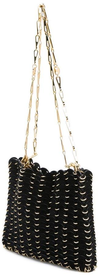 Paco Rabanne chain-mail shoulder bag