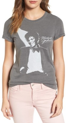 Women's Junk Food Michael Jackson Tee $48 thestylecure.com
