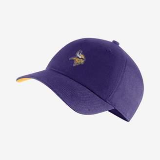 Nike Heritage86 (NFL Vikings) Adjustable Hat