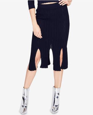 Rachel Roy Knit Pencil Skirt