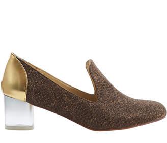 Cri De Coeur Arden Wohl x Carrington Heel Bronze