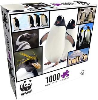 WWF WWF 1000 Piece Puzzle - Penguins