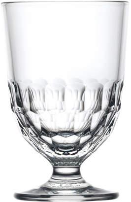 La Rochere Artois Short-Stemmed Oval Wine Glasses (Set of 6)