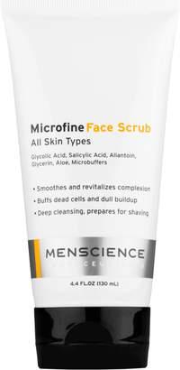 Menscience Microfine Face Scrub (130ml)