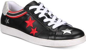 INC International Concepts I.n.c. Men Cosmic Patchwork Low-Top Sneakers, Men Shoes