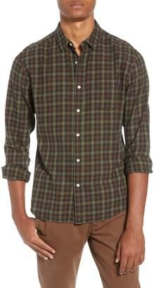 Life After Denim Sherbrooke Regular Fit Plaid Shirt