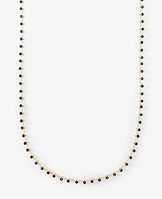 Ann Taylor Beaded Layering Necklace