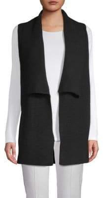 Saks Fifth Avenue Rib-Knit Cashmere Cardigan