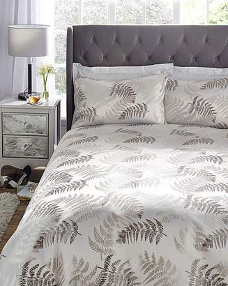 Jacquard duvet cover shopstyle uk at fashion world fashion world bracken jacquard duvet cover set gumiabroncs Image collections