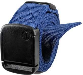 Betta 1.25 Inch Elastic Stretch Belt with Adjustable Buckle, Unisex
