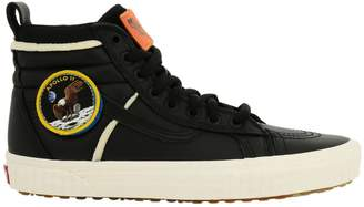 Vans Sneakers Space Voyager Nasa Sneakers Sk8-hi 46 In Leather With Patch Apollo 11