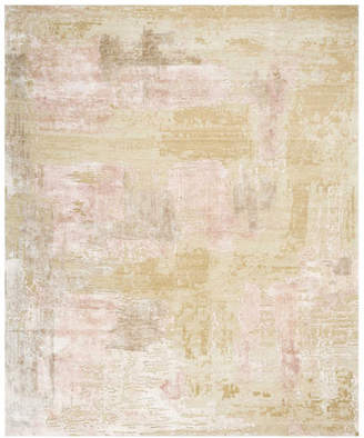 Christopher Guy Mirage Shale Hand-Knotted Rug, 10' x 14'