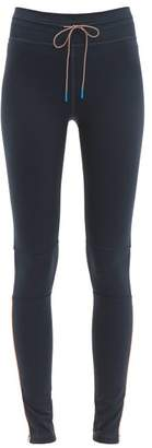 The Upside Magic Technical Jersey Leggings - Womens - Navy Multi