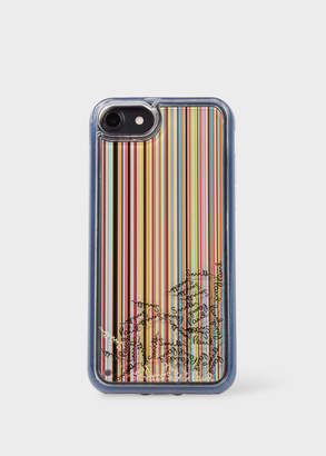 Paul Smith 'Signature Stripe' iPhone 6/6S/7/8 Case