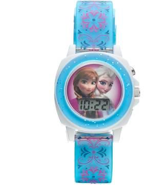 Disney Frozen Anna & Elsa Kids' Sound Digital Watch