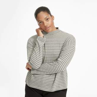 Everlane The Square Mockneck Tee
